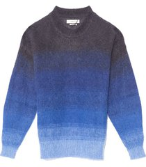 drussell sweater in navy