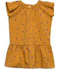 lexie dress klänning gul soft gallery
