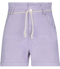 vicolo denim shorts