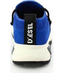 tenis para hombre marca diesel color azul diesel - azul