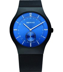 reloj classic negro bering