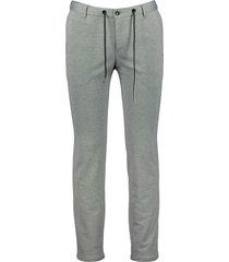 benvenuto pantalon - slim fit - grijs