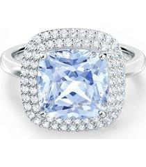 anillos angelic swarovski 5567955 azul
