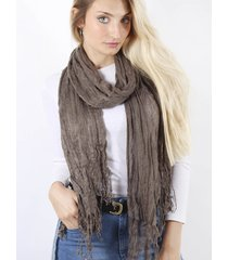 pashmina gris spiga 31 chantilly