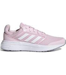 zapatilla rosa adidas galaxy 5