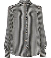 pie crust stripe shirt