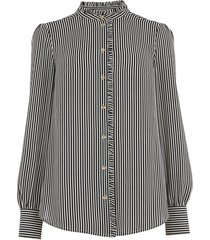 pie crust stripe shirt