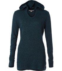 sweater highland hoody azul royal robbins by doite
