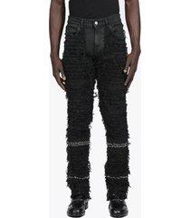 1017 alyx 9sm studded blackmeans 6 pockets jeans