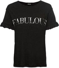 maglia con stampa (nero) - bodyflirt