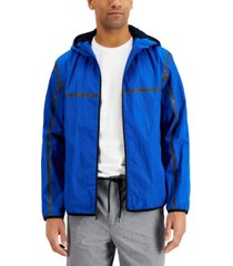 alfani men's tech jacket, created for macy's