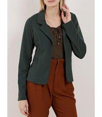 blazer autentique feminino