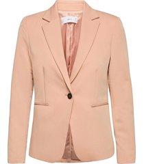 boreal blazers casual blazers rosa mango