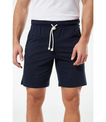 pantalone corto in jersey con coulisse