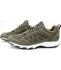 zapatilla venture fasthike wp verde the north face