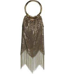 antique gold rio bracelet bag