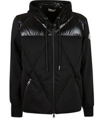 moncler zip-up hoodie