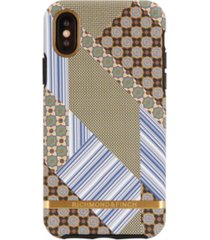 richmond & finch suite tie case for iphone xs max