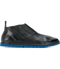 marsèll mid-top loafers - black