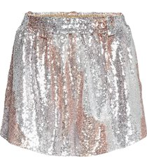 willow shorts shorts flowy shorts/casual shorts silver ravn