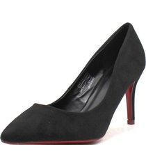 zapato tacón negro gotta