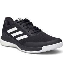 crazyflight volleyball w shoes sport shoes indoor sports shoes svart adidas performance