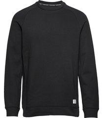 crew bbcentre bbcentre sweat-shirt tröja svart björn borg