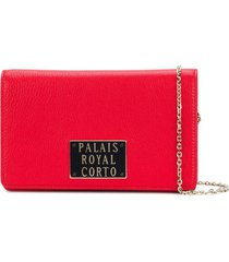 corto moltedo royal wallet bag - red