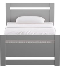 inspire q glover rectangular cut out panel bed