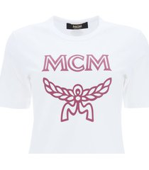 mcm t-shirt with logo