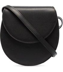 hunting season saddle shoulder bag - black