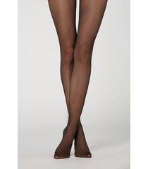 calzedonia 20 denier ultra comfort sheer tights woman black size 1