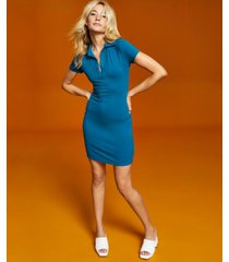 and now this women's ribbed bodycon dress