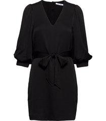 henrietta dress 12775 korte jurk zwart samsøe samsøe
