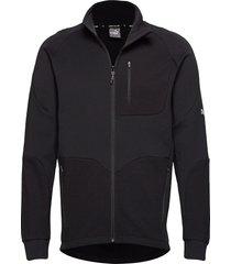evostripe jacket sweat-shirt tröja svart puma