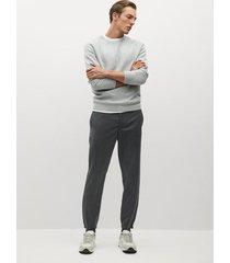 broek van scheerwol