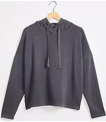 lou & grey lightweight hoodie