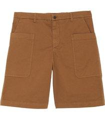 'istrio stino' cargo pocket cotton blend shorts
