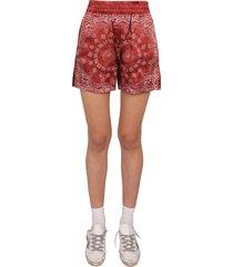 golden goose cindarella shorts