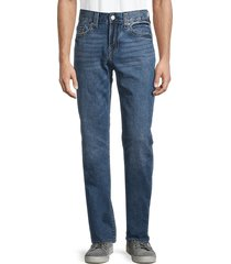true religion men's geno slim jeans - dark wash - size 38