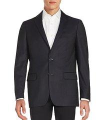 long sleeve woolen jacket