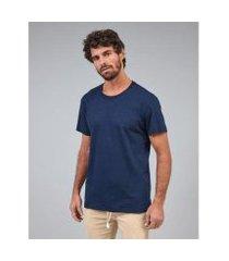 camiseta botone zinzane masculina