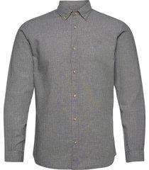 jprblalogo autumn shirt l/s sts skjorta casual grå jack & j s