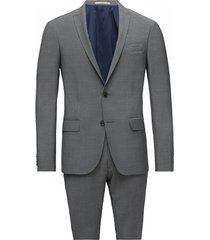 davidsen-ravn kostym grå bertoni