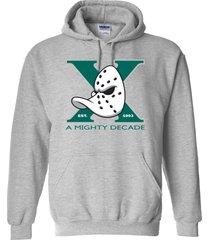 01859 hockey nhl anaheim ducks  logos hoodie