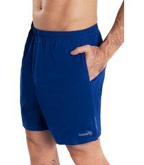 pantaloneta deportiva hawai azul rey