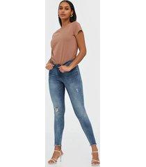 noisy may nmlucy nw ank jeans az084lb bg noos skinny