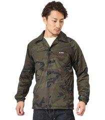 jaqueta blanks co windbreak exp999 blanks pu camo green