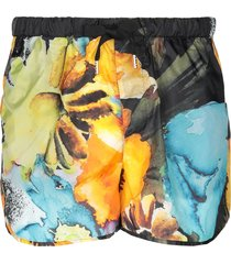 msgm beach shorts and pants