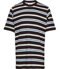 emme t-shirt st 7913 t-shirts short-sleeved svart samsøe samsøe
